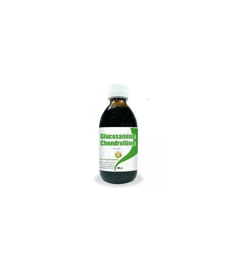 Compléments − Glucosamine-Chrondroïtine buvable 200 ml − D