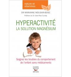 Hyperactivité, la solution magnésium