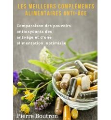 Les meilleurs compléments alimentaires anti-âge - Ebook (Format EPUB)