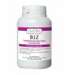 Vitamine B12 Méthylcobalamine à sucer