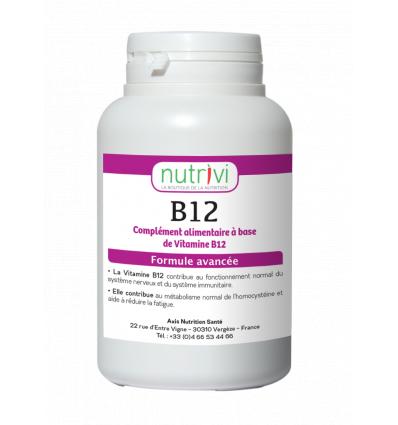 Vitamine b12 60 comprimés à sucer