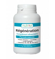 RÉGÉNÉRATION - A base d'acétyl L-Carnitine + acide lipoïque