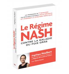 Le régime NASH contre la maladie du foie gras - Ebook (Format EPUB)