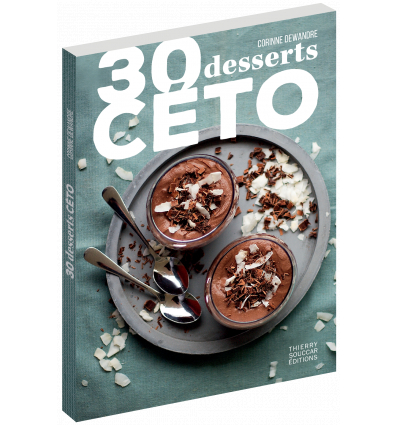 30 desserts céto
