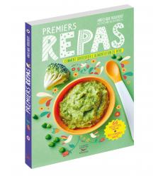 Premiers repas (de 4 mois à 3 ans) - Ebook (Format EPUB)