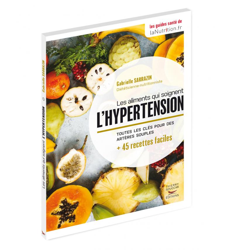 Ebook - Les aliments qui soignent l'hypertension..