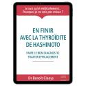 En finir avec la thyroïdite de Hashimoto - Ebook (Format EPUB)