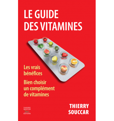 Le guide des vitamines - Ebook